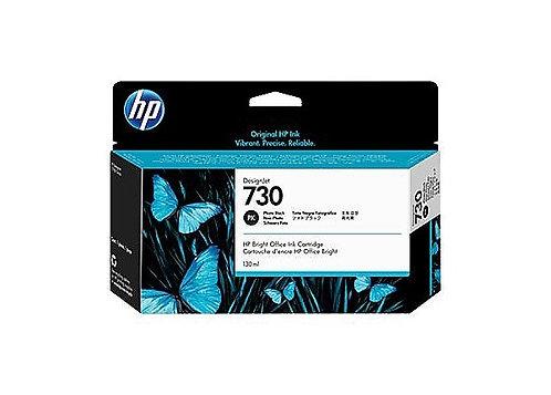 HP 730 - photo black - original - DesignJet - ink cartridge