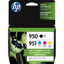 HP 935 Combo Pack - 3-pack - yellow, cyan, magenta - original - ink cartridge