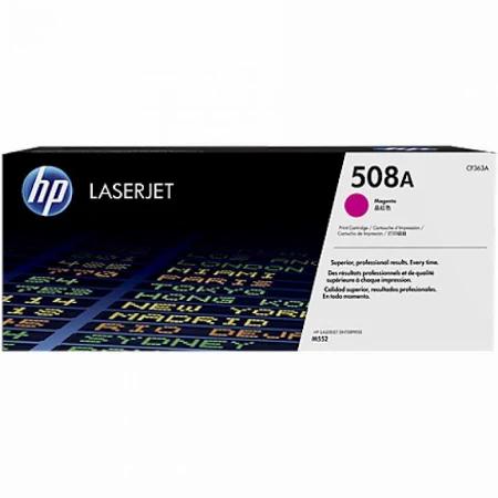 HP 508A - magenta - original - LaserJet - toner cartridge