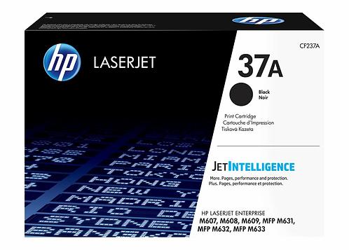 HP 37A - black - original - LaserJet - toner cartridge