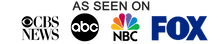 network logos banner major news networks