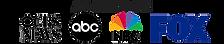 network logos banner major news networks