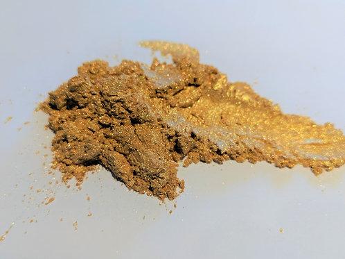 Bright Gold Powder Pigment
