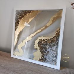 large gold