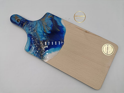 Large Resin serving / cheese board