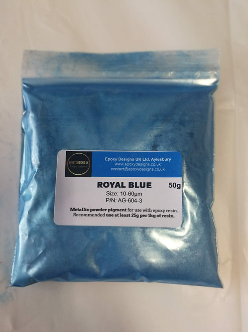 Royal Blue Powder Pigment