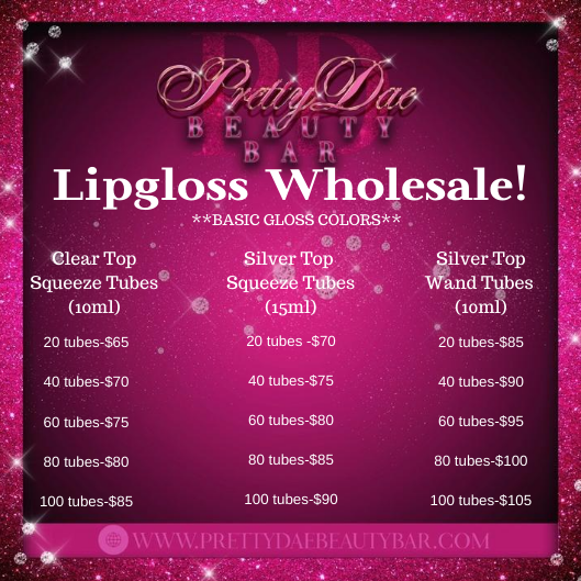 Wholesale Lipgloss