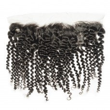 Kinky Curly Frontal (13*4)