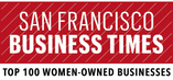 San Francisco Business Times Top 100 Women-Owned Businesses