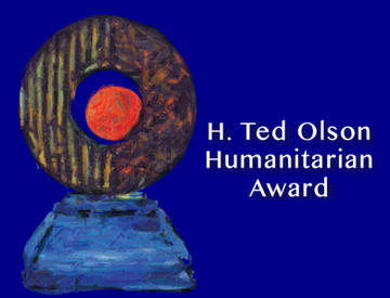 H. Ted Olson Humanitarian Award Recipient