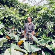 BLK GIRLS GREENHOUSE