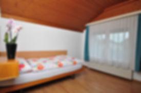 Einzelzimmer im Hotel-Restaurant Jura in Brügg bei Biel