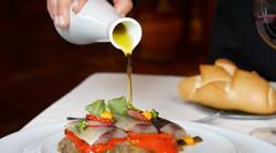 Cenador-de-las-monjas- sardinas-marinadas-d.o aceite-de-la-alcarria