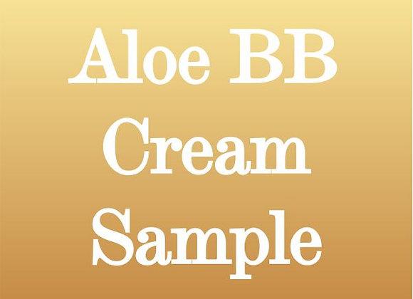 Aloe B.B. Cream Sample