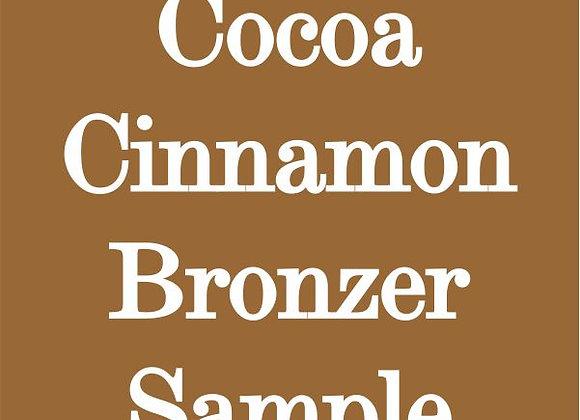 Cocoa Cinnamon Bronzer Sample