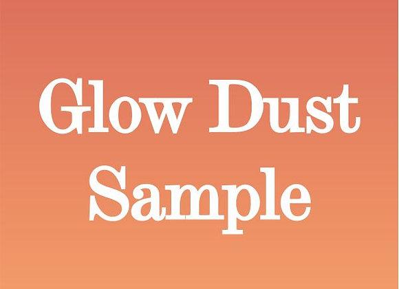 Glow Dust Sample