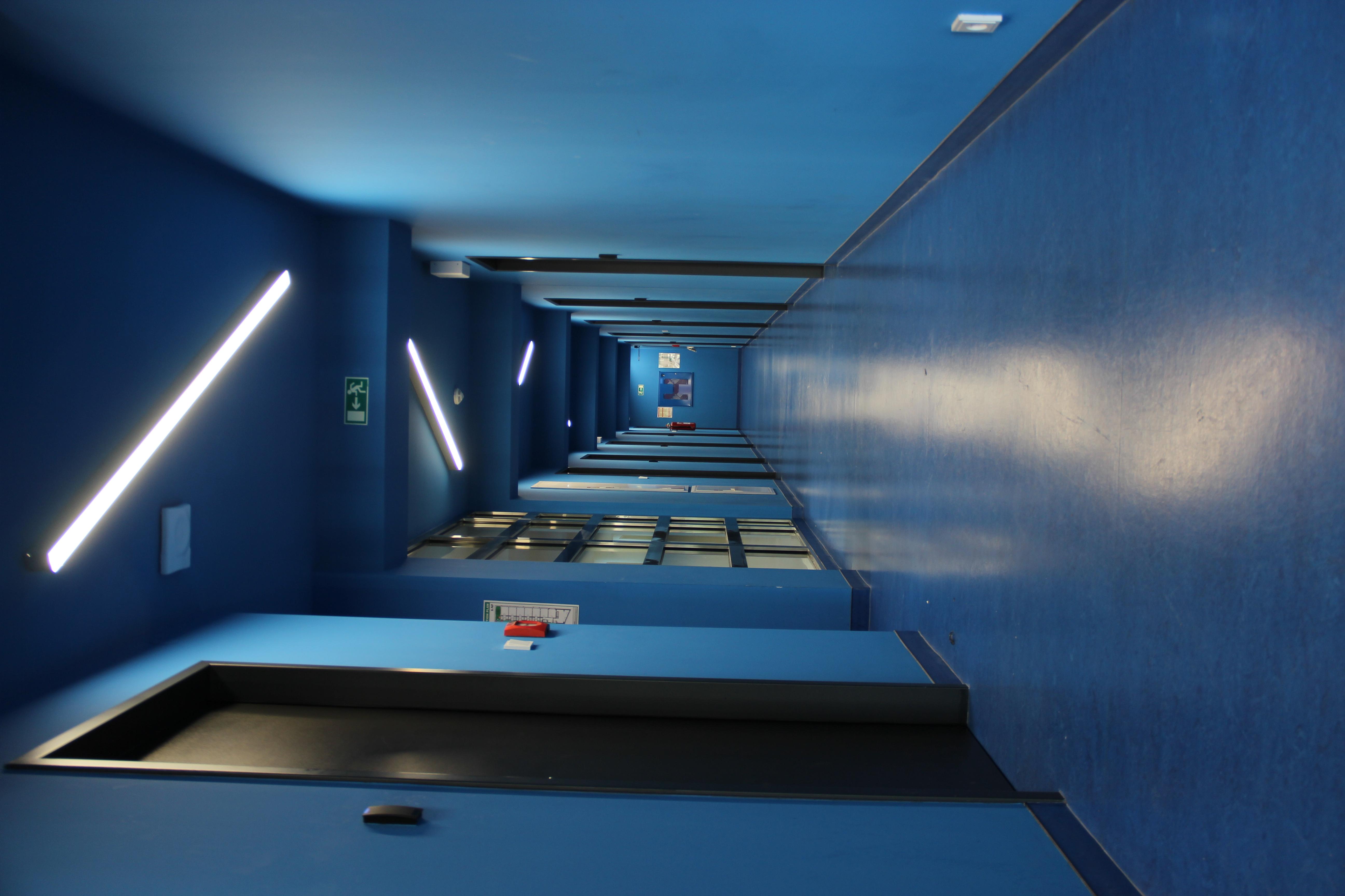 Coridor of 6 floor