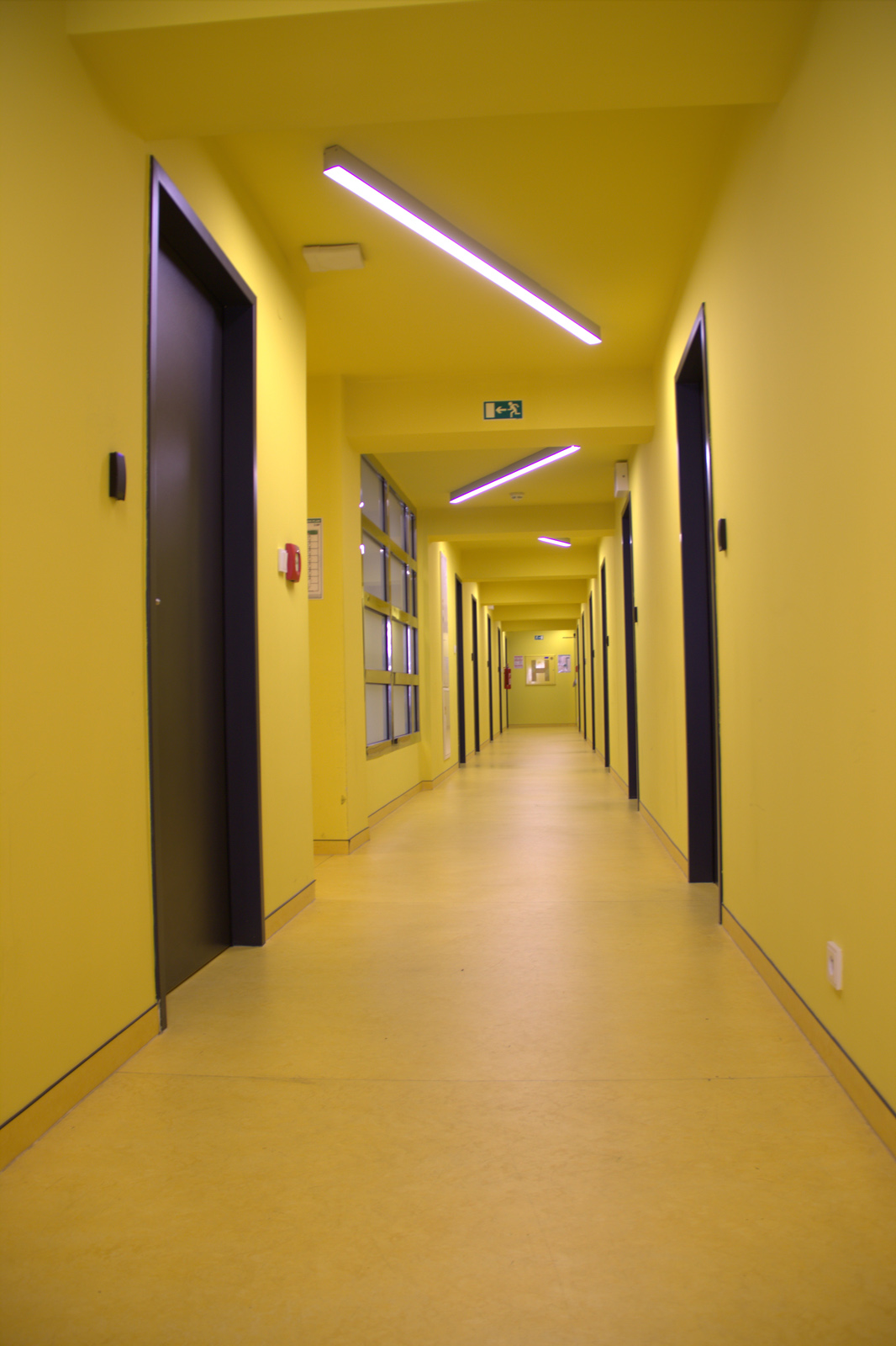 Coridor 1st Floor