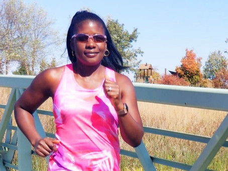 News-Gazette: The Starting Line | Woman's DREAAM is coming true