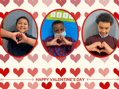 DREAAM wishes YOU a very happy Valentine's Day!