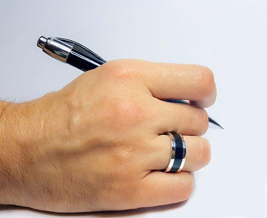 bijuterie masculina lucrata manual