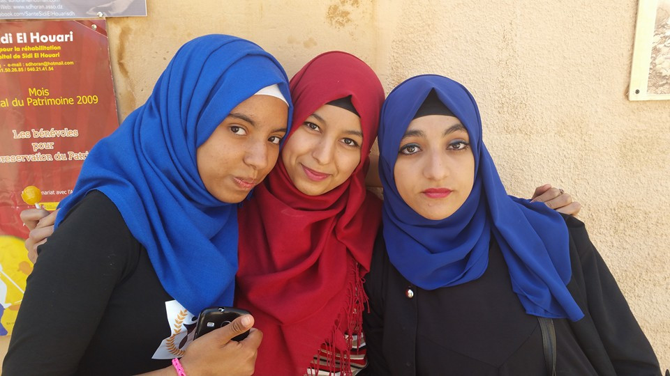 Sisters from Wahran