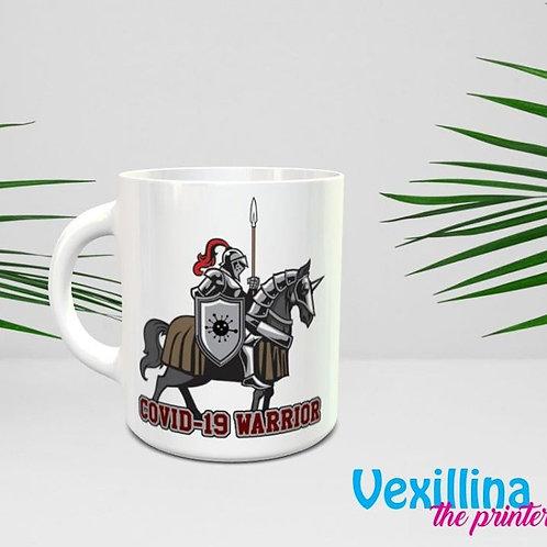 Covid-19 Warrior Mug