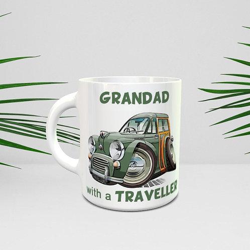 Morris Traveller Mug