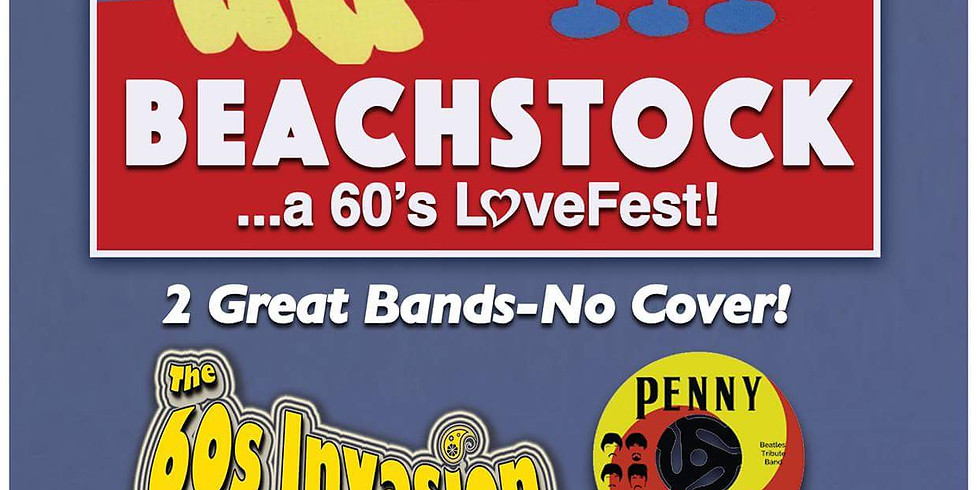 BEACHSTOCK 60's LoveFest