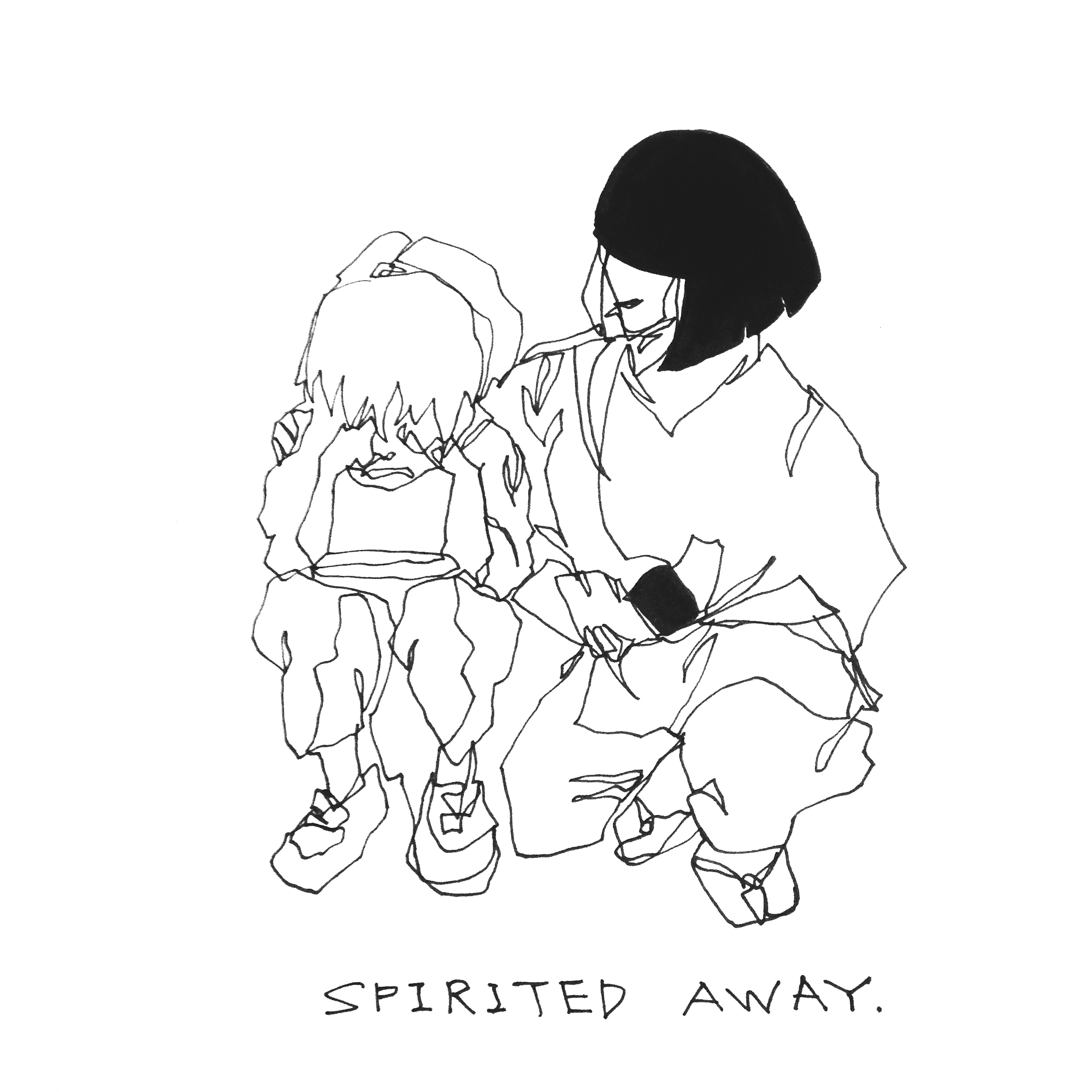 Ghibli-Sprited away