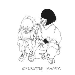 Ghibli-Sprited away