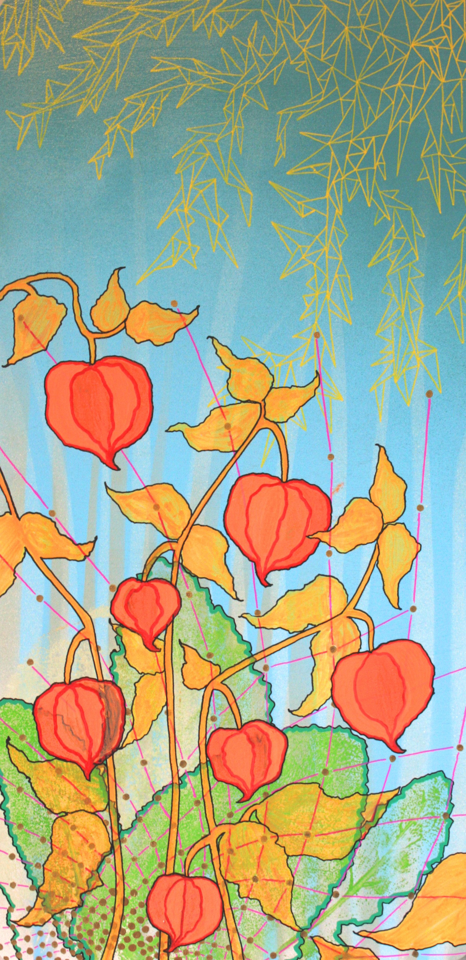 "Biorhythm Series ""Chinese Lanterns"""