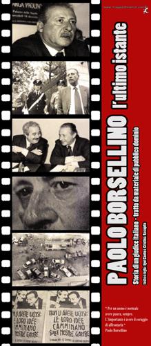 PAOLO BORSELLINO - L'ultimo istante