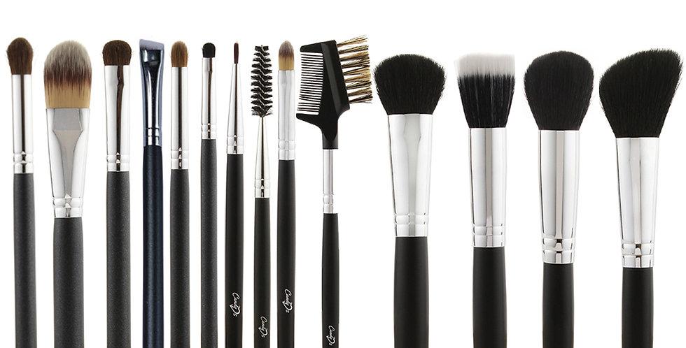 Pro Makeup Brush Set