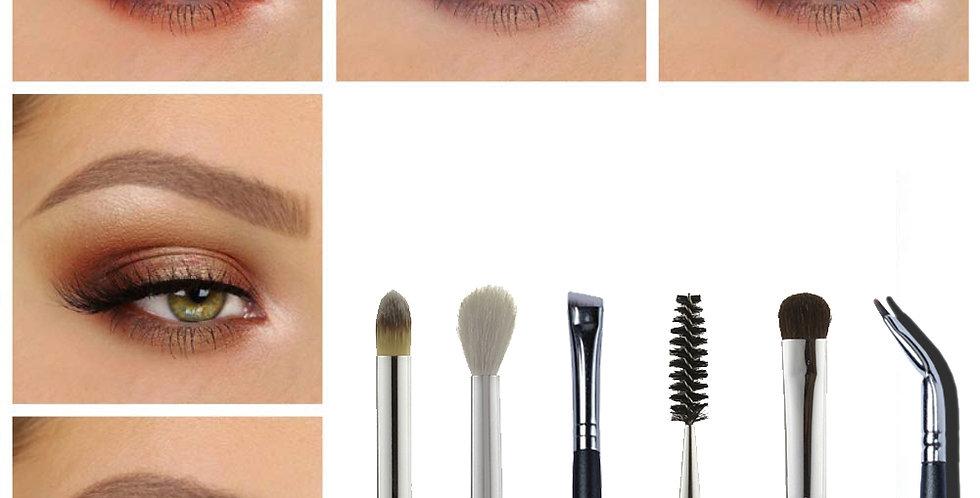 Eyeshadow Brush Set 6 pcs