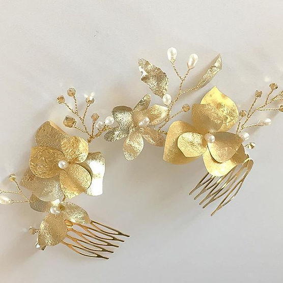 Gold Accessories #beauty #adorn #ornaigh