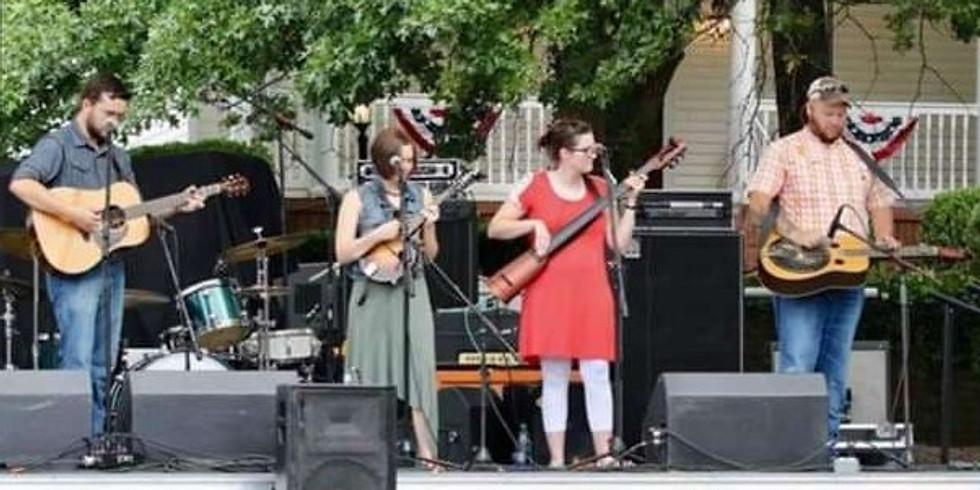 Silver Point Bluegrass Band