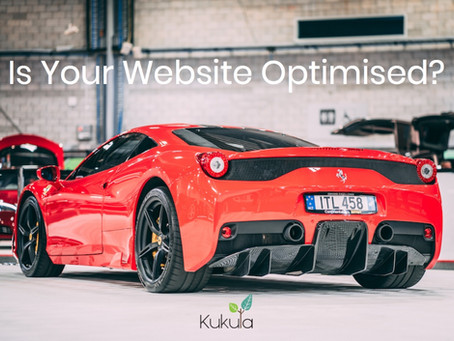 How to Keep Your Website Secure, Updated and Optimised