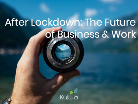 10 Ways The Future of Work and Business is Changing from Lockdown and COVID Regulations