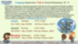 Enatai languages Full Year Flyer 19-20.j