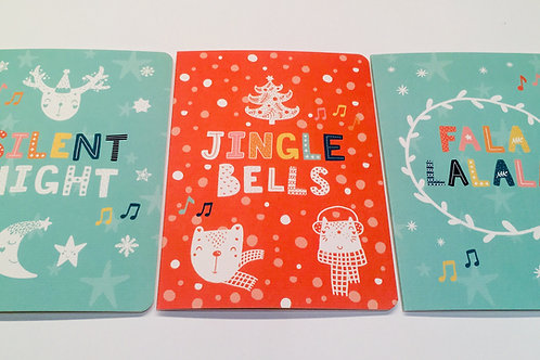 Little & Loud Christmas Card Pack