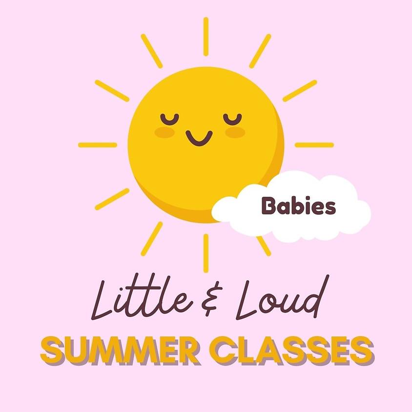 Whitburn Babies  - Summer Class 1