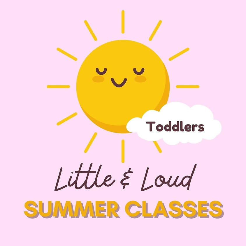 Whitburn Toddlers (up to 4 years) - Summer class 3