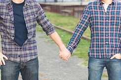 Same Sex Male Couple