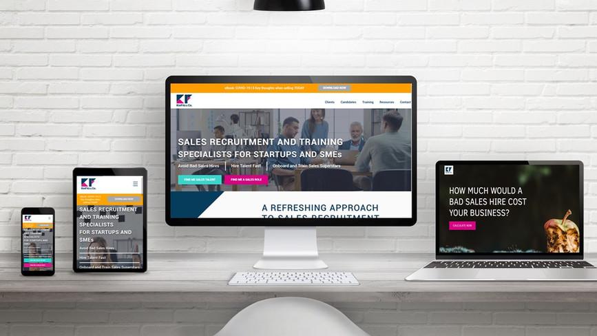 KinFitz & Co. website