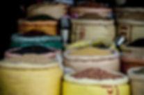 Ingredienes frescos y locales - De La Abuela