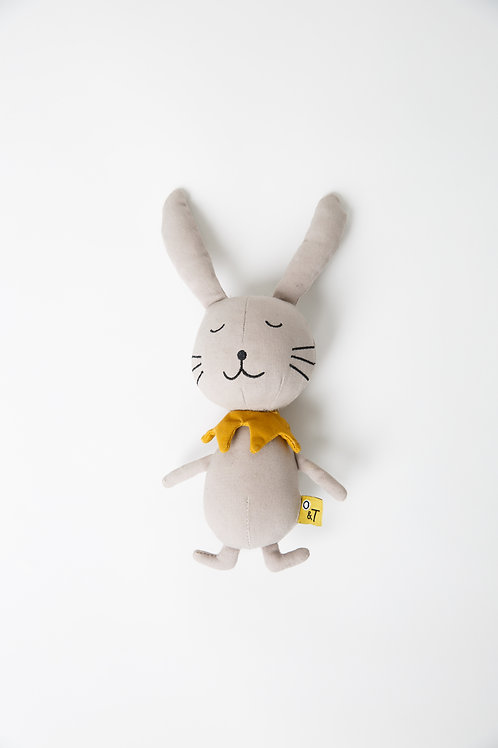 Tottie Cuddly Bunny Toy - Coming Soon