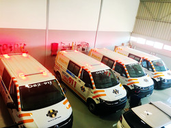 Netcare 911 Ambulances