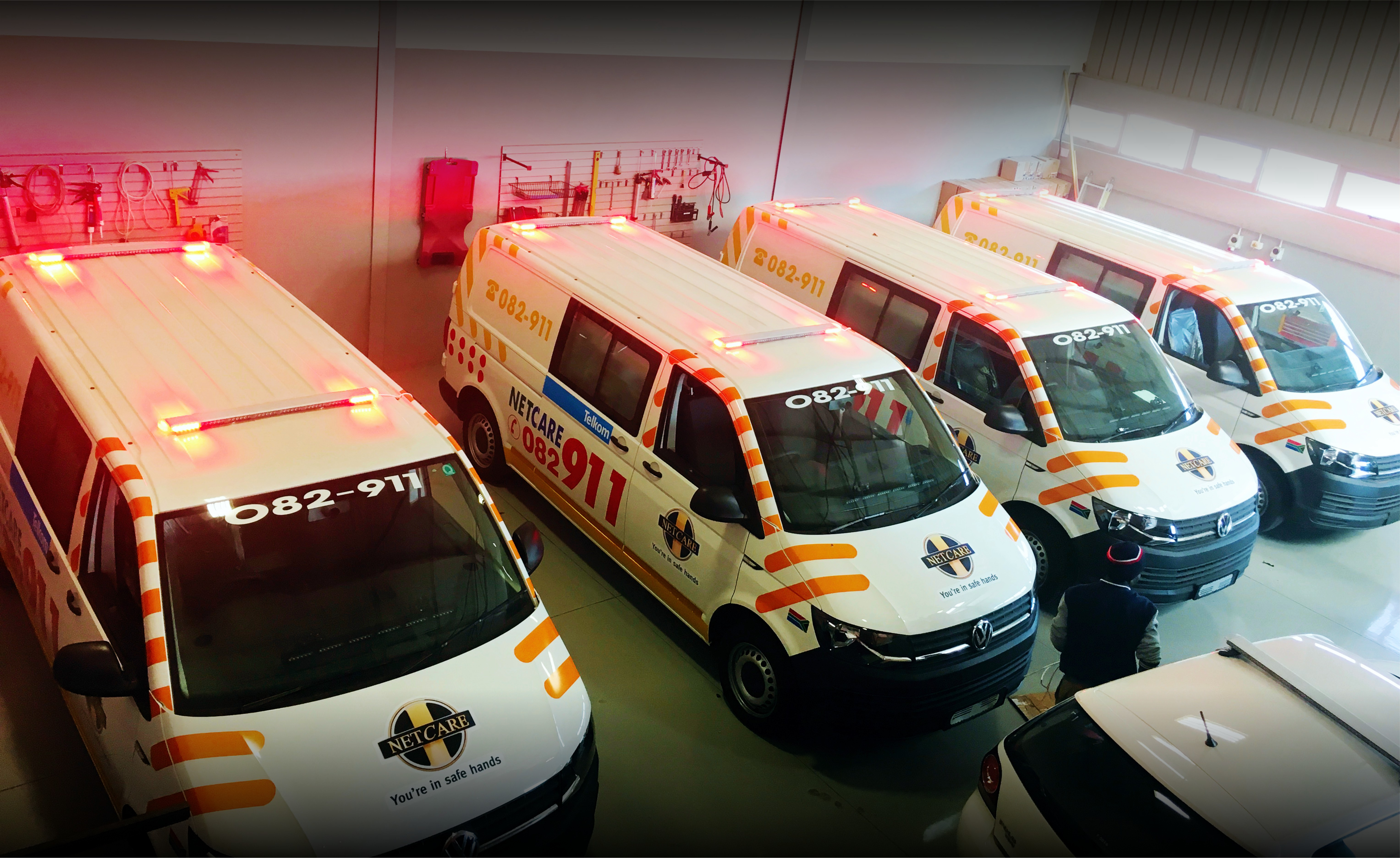 Netcare Ambulances