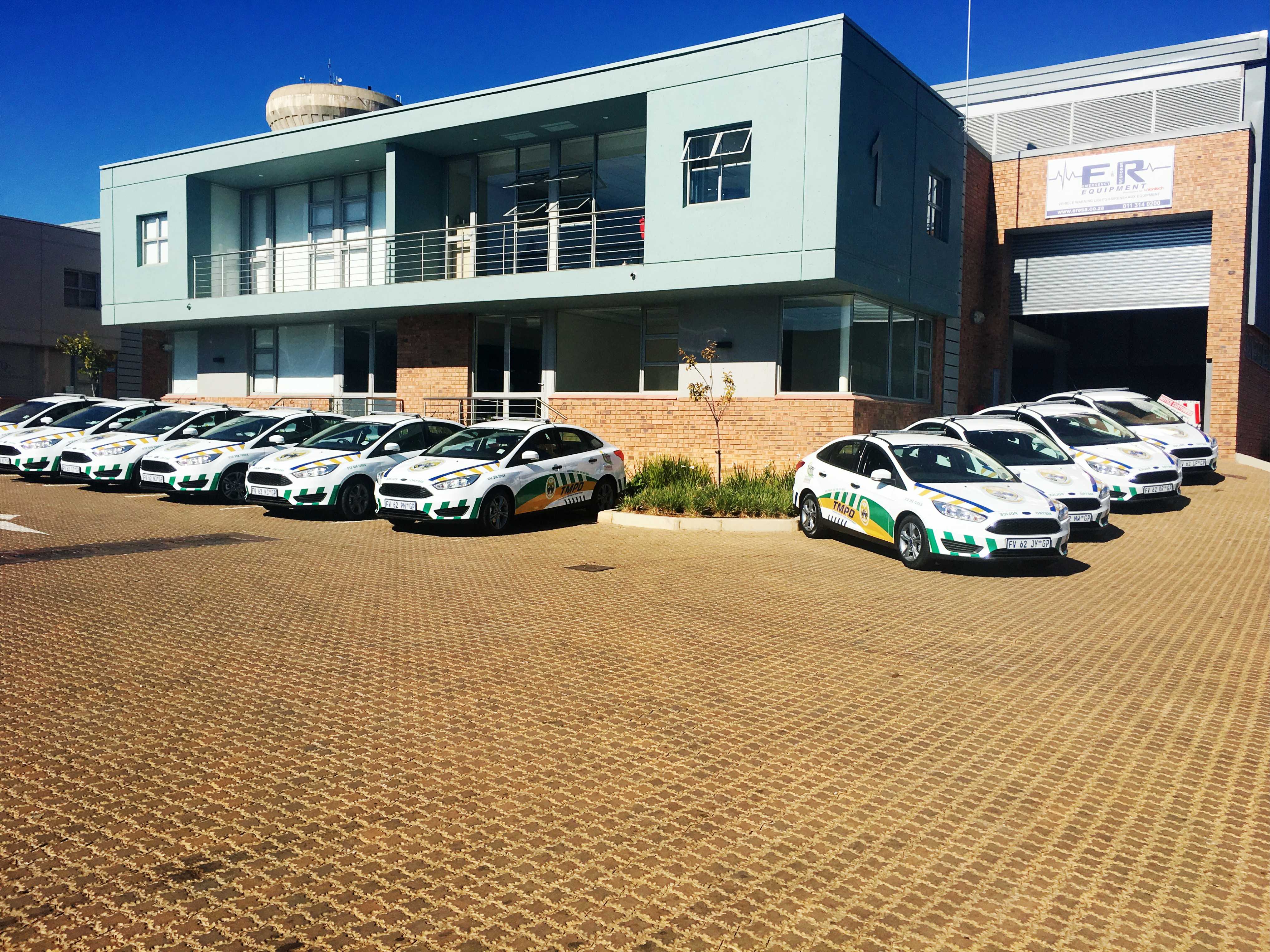 Tshwane Metro Police Department